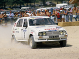 Citroën Visa 1000 Pistes Rally Car 1983–86 wallpapers