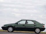 Citroën Xantia 1997–2002 images