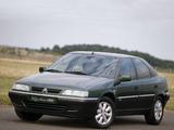 Citroën Xantia 1997–2002 photos