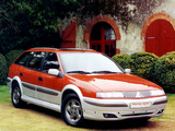 Images of Citroën Xantia Break 4x4 Buffalo Prototype by Heuliez 1996