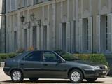 Photos of Citroën Xantia 1993–97