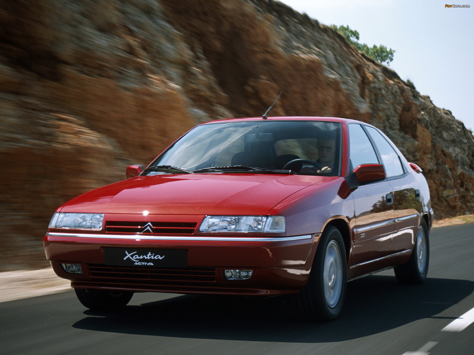 Photos of Citroën Xantia Activa 1994–97 (1920 x 1440)