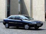 Citroën Xantia 1993–97 wallpapers