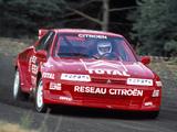 Citroën Xantia 4x4 Turbo 1996 wallpapers