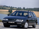 Pictures of Citroën XM Break 1989–94