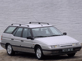 Pictures of Citroën XM Break 1989–94