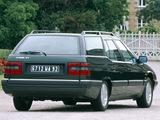 Citroën XM Break 1989–94 wallpapers
