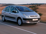 Citroën Xsara Picasso 1999–2004 wallpapers