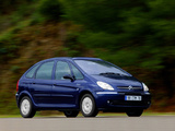 Citroën Xsara Picasso 2004–10 pictures