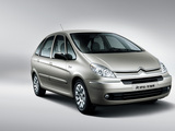 Photos of Citroën Xsara Picasso CN-spec 2007