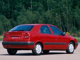 Citroën Xsara Hatchback 1997–2000 images