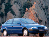Citroën Xsara Coupe 1997–2000 photos