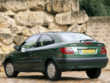 Citroën Xsara Coupe 1997–2000 pictures