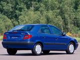 Citroën Xsara Hatchback 1997–2000 pictures