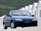 Citroën Xsara Hatchback 1997–2000 wallpapers