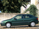 Citroën Xsara Coupe 1997–2000 wallpapers