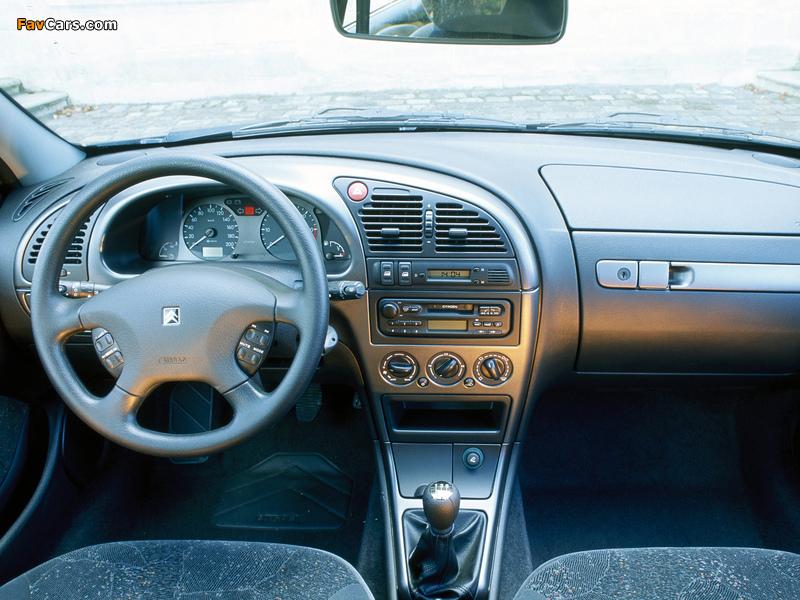 Citroën Xsara Break 1998–2000 images (800 x 600)