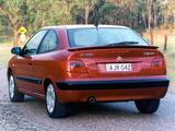 Citroën Xsara VTR AU-spec 2000–03 images