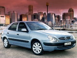 Citroën Xsara Hatchback AU-spec 2000–03 photos