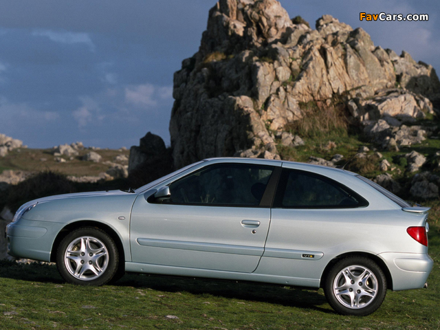 Citroën Xsara VTS 2000–03 pictures (640 x 480)