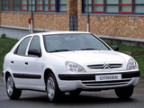 Citroën Xsara Entreprise 2000–03 wallpapers