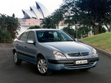 Citroën Xsara Hatchback AU-spec 2000–03 wallpapers