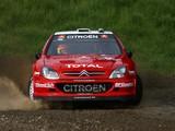 Citroën Xsara WRC 2001–06 images