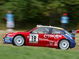 Citroën Xsara WRC 2001–06 wallpapers