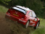 Citroën Xsara WRC 2001–06 wallpapers