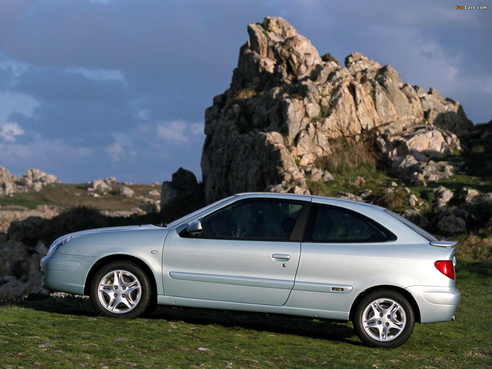 Citroën Xsara VTS 2003–04 images (1600 x 1200)