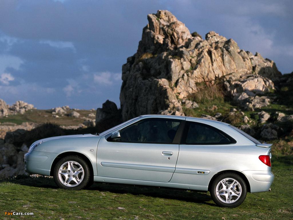 Citroën Xsara VTS 2003–04 images (1024 x 768)