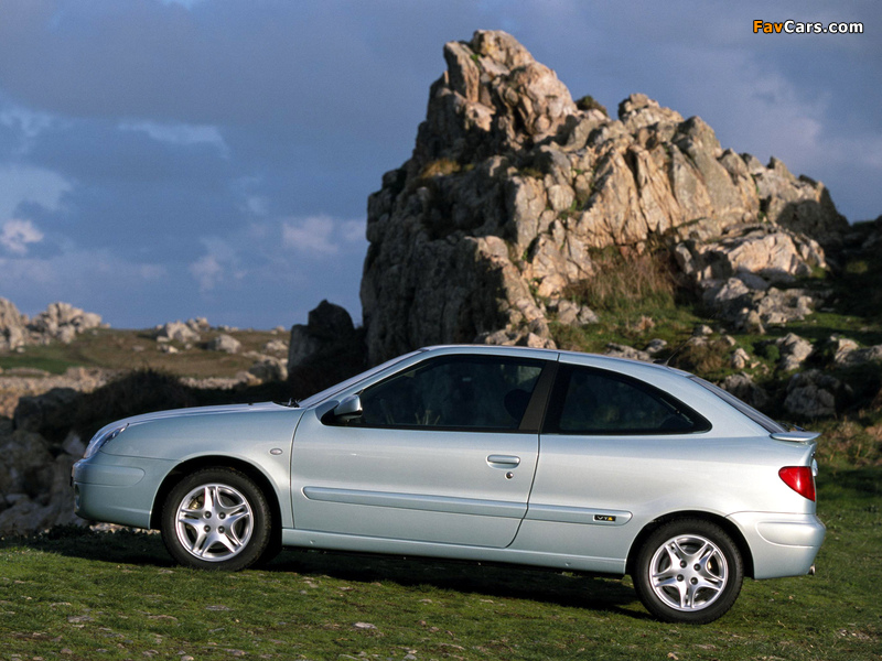 Citroën Xsara VTS 2003–04 images (800 x 600)