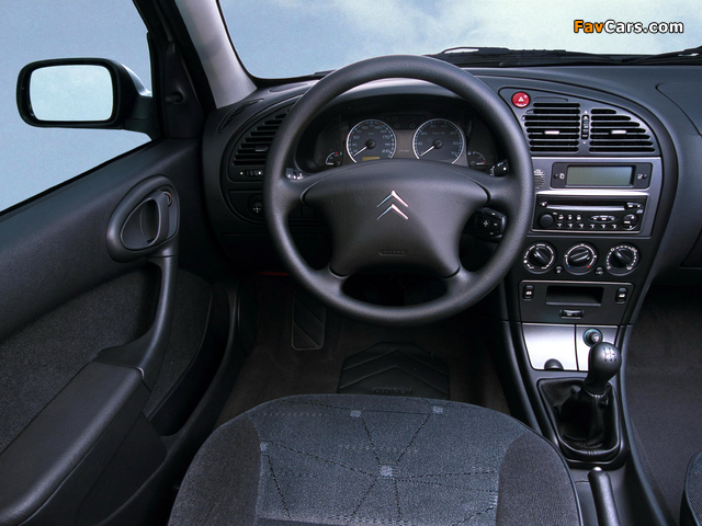 Citroën Xsara VTS 2003–04 pictures (640 x 480)