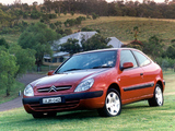 Photos of Citroën Xsara VTR AU-spec 2000–03
