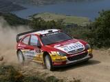 Photos of Citroën Xsara WRC 2001–06
