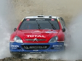 Photos of Citroën Xsara WRC 2001–06