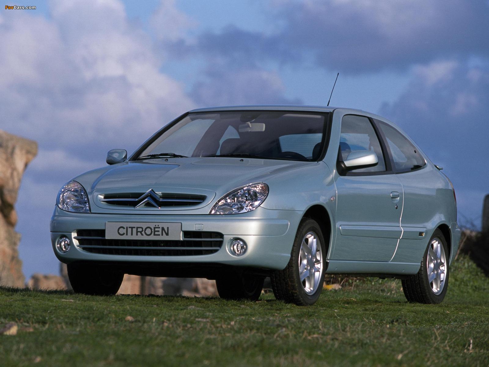 Pictures of Citroën Xsara VTS 2000–03 (1600 x 1200)