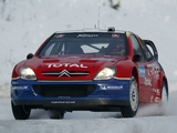 Pictures of Citroën Xsara WRC 2001–06