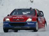 Pictures of Citroën Xsara WRC 2001–06