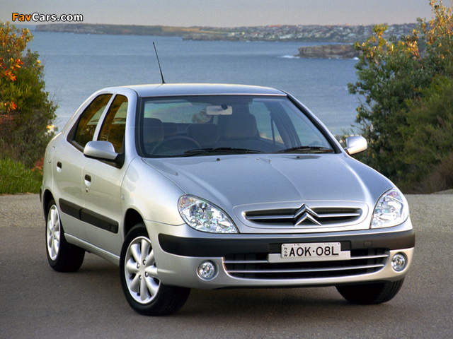 Pictures of Citroën Xsara Hatchback AU-spec 2003–04 (640 x 480)