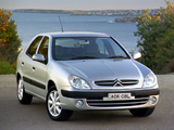 Pictures of Citroën Xsara Hatchback AU-spec 2003–04