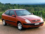 Citroën Xsara VTR AU-spec 2000–03 wallpapers