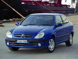 Citroën Xsara VTR AU-spec 2003–04 wallpapers