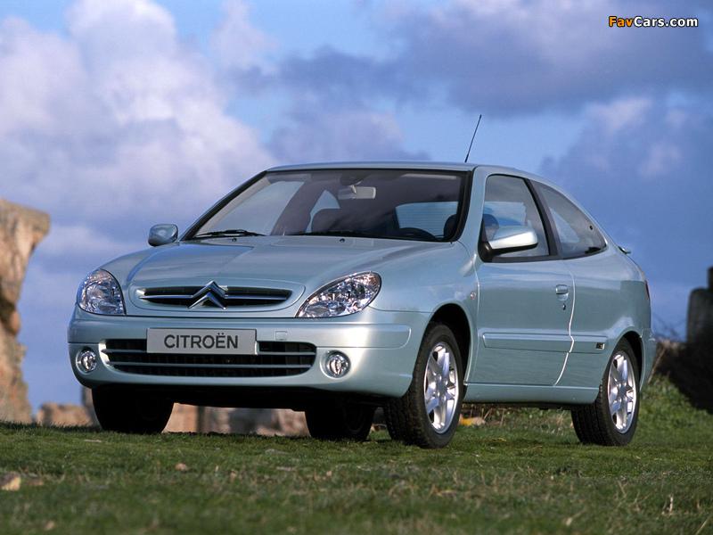 Citroën Xsara VTS 2003–04 wallpapers (800 x 600)