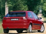 Citroën ZX 3-door 1991–98 images