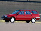 Citroën ZX Break 1991–98 images