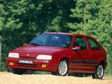 Citroën ZX 3-door 1991–98 photos