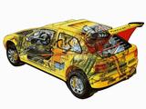 Citroën ZX Rally Raid 1991–92 wallpapers