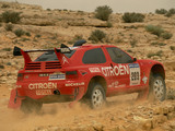 Citroën ZX Rally Raid 1993–97 pictures