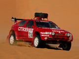 Images of Citroën ZX Rally Raid 1993–97